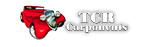 TCR Carponents Sticky Logo