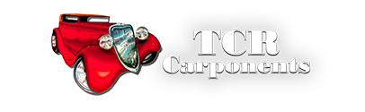 TCR Carponents Logo