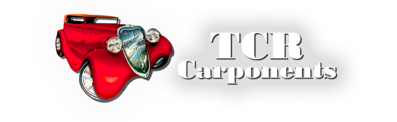 TCR Carponents Retina Logo