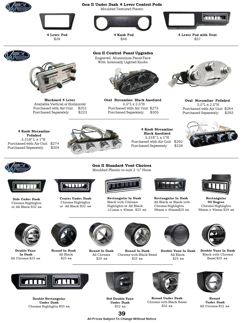 Car Air Conditioning Heater Units for Hot Rods, Custom Builds Early